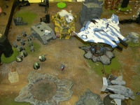 40K Apocalypse Battle