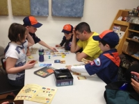 Cub Scout Meeting